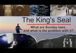 The King's Seal  (The Ark, The Blood and The Seal, part 2)