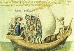 Was the Ark taken by a Judean princess to Ireland?