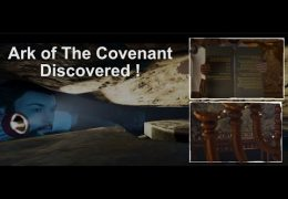 THE ARK AND THE BLOOD – The discovery of the Ark of the Covenant