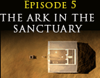 THE ARK IN THE SANCTUARY