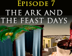 THE ARK AND THE FEAST DAYS